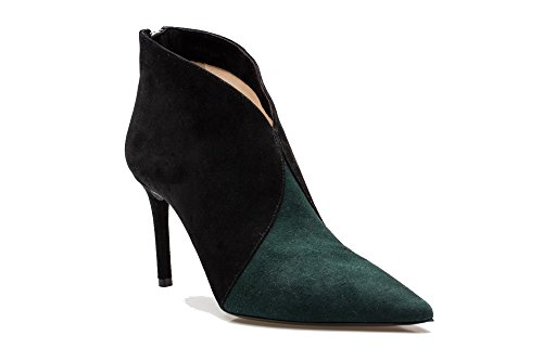 Prada-Womens-2-Toned-Suede-High-Heel-Ankle-Boot-Shoes
