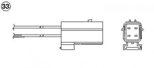 NGK 97043 Lambda Sensors: