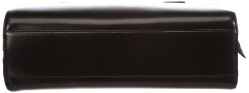 Otto Kern Businesstasche - Bolso de mano de cuero unisex negro - negro