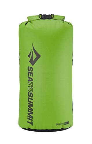 (Sea to Summit Big River Dry Bag,Green,65-Liter)