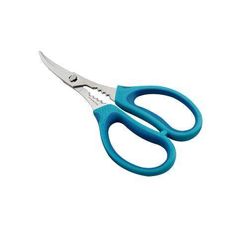 CS CREATIVE STARTU Seafood Scissors -Lobster scissors (2) (Scissors Seafood)