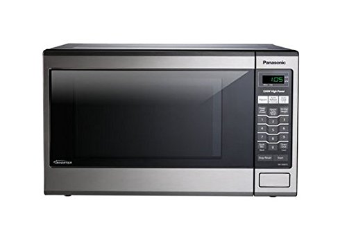 Panasonic NN-SA651S 1.2 cu. ft. Microwave with Inverter Tch. Stainless, 1200 W