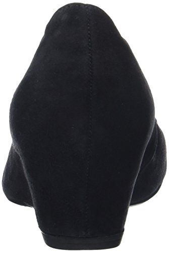 Pazifik Plateforme Pompes Gabor à Shoes Femme Plate 16 Fashion Bleu qIq8BpwnU
