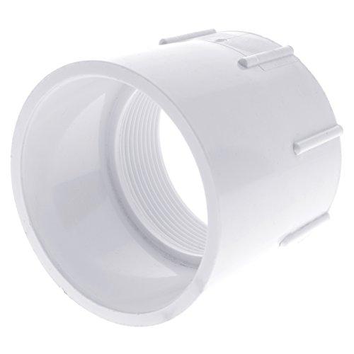 Drip Depot Schedule 40 PVC Adapter FPT x Slip - Slip Size : 2
