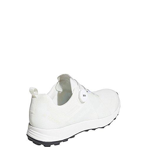 Adidas Outdoor Mens Terrex Due Scarpe Da Boa Non Tinte / Bianche / Nere
