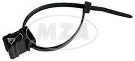 f/ür Kanten von 1,0-3,0mm mit Binder L/änge 120mm Schlauchhalter Befestigungsbinder T3OREC4A