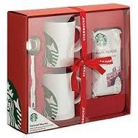 Starbucks Mug Coffee Gift Set For Two Amazon Co Uk