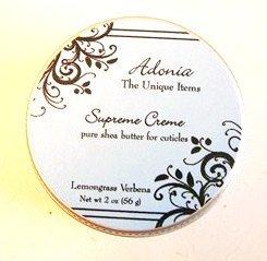 Adonia Citronnelle Verveine Suprême Crème - 2 Oz.