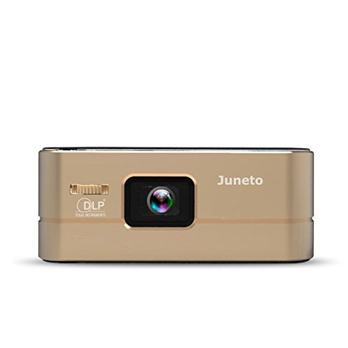 Price comparison product image Miniature Projector Brick Cast Intelligent Android4.4 WiFi Mini HD 1080p 20-150 Inch