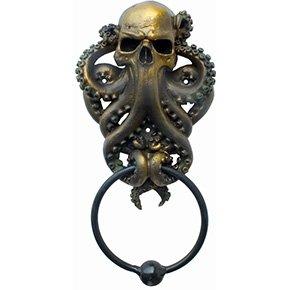 Skull Door Knocker - 1