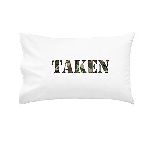 OH, SUSANNAH Taken Pillowcase - CAMO - 1 20x30