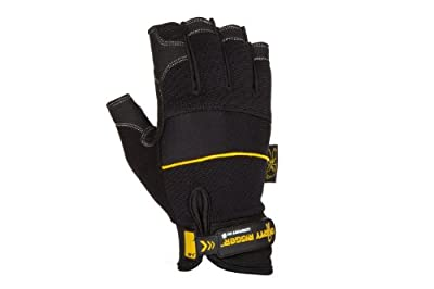 Dirty Rigger Comfort Fit Gloves (Fingerless)