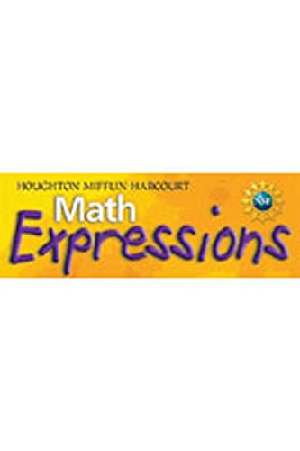 Download Math Expressions: Homework and Remembering (2 volumes) Grade K ebook