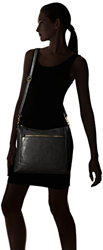 Zipper M Black Hobo Stacy Emilie Convertible Body Cross Top gtnwSxawB