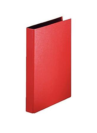 Daily Per archivio 394771300 Rosso Dorso 3.5 cm Esselte Raccoglitore a 2 anelli Formato A4 Plastica