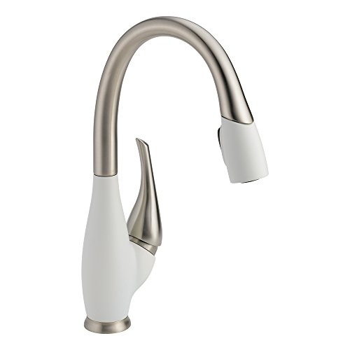 delta contemporary kitchen faucet - 9