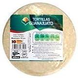 White Corn Tortillas 1kg (40 units)