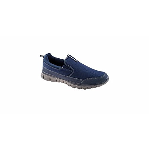 Dek Superlight Adulti / Unisex Nettuno Slip On Scarpe Da Ginnastica Blu Scuro