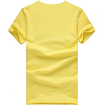 Xinantime Womens Short Sleeve Shirts Cute Elephant Gesture Print Casual Comforty T-Shirt Tops: Clothing