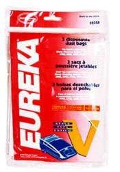 Eureka Style V Express 3800 3900 6700 6800 Paper Bag