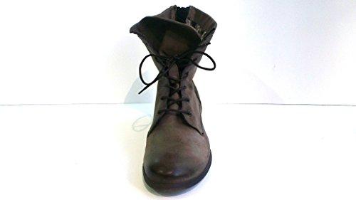 mjus, 900238-8330-4306, Damen Stiefel, Größe 41, Braun/taupe