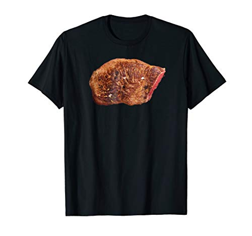 Steak Costume Halloween Sirloin Beefsteak Meat Gift -