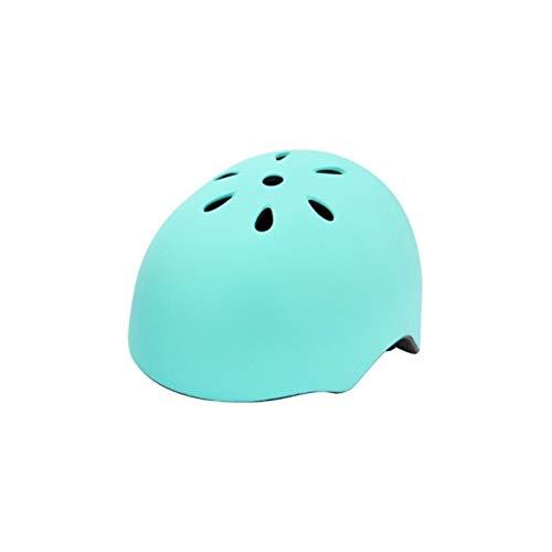 Urban Type Bike Helmet Bicycle Quickboard Inline Skateboard (Mint) ()