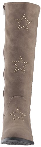 Pictures of Steve Madden Girls' JSTANDOUT Fashion Boot Taupe JSTA01S7 6