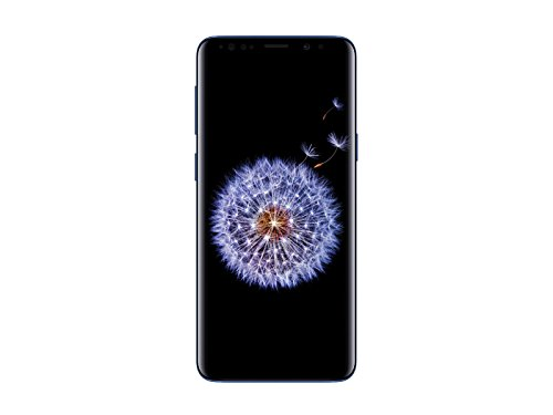 Samsung Galaxy S9 Unlocked Smartphone - Coral Blue - US Warranty