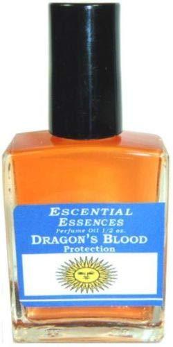 - Escential Essences Oil, 1/2 oz: DRAGONS BLOOD (Perfume Essential) Protection