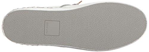 Dolce Vita Womens Zalen Fashion Sneaker Platinum Leather 4FrTDyCmbV