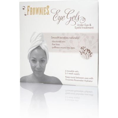 Frownies Gels Under Eyelid treatment