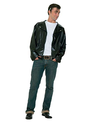 Forum Flirtin With The 50S Greaser Jacket, Black, Plus Costume]()