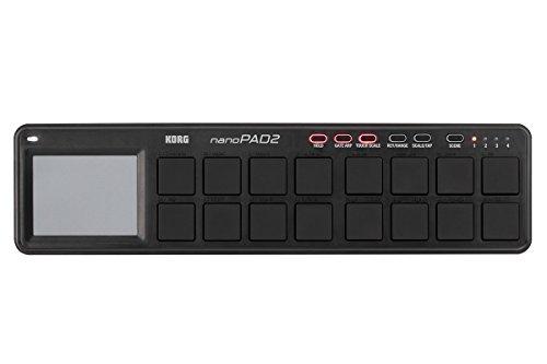 Korg 011775 – Controlador midi
