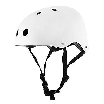 Bigherdez Boys Ni/ños Adultos Skate BMX Scooter Skateboard Stunt Bike Crash Helmet 5 Color