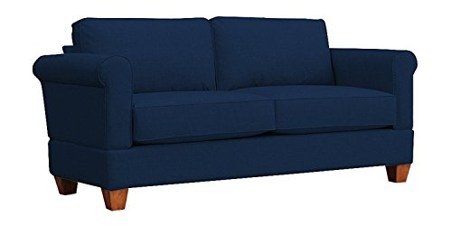 Amazon.com: Furniture For Living D1L1-DNM Gregory Loveseat ...