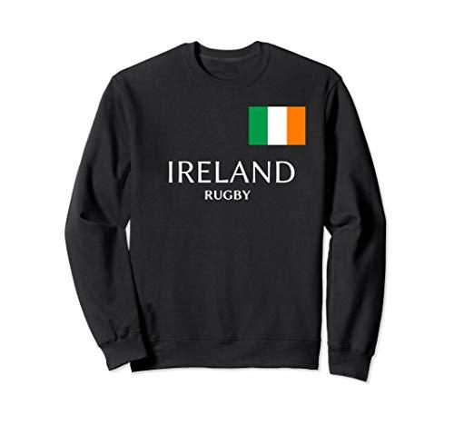 Ireland Rugby Fan Jumper Sweatshirt