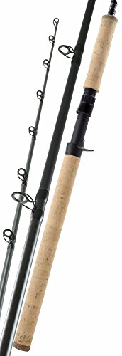 Okuma Fishing Tackle EVx-C-861XXHT-FG EVX Telescopic Musky Graphite Fishing Rod (Graphite Telescopic Rod)
