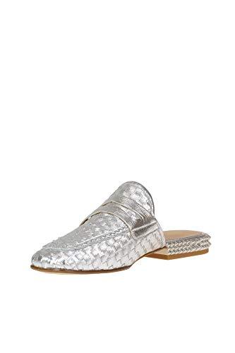 Ciabatte argento pelle in Ash donna Ezgl040031 da qxtItw5Ea