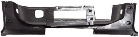 CarPartsDepot 08-13 Sierra 1500 Silverado Rear Bumper Step Pad Textured GM1191129 For 15284310