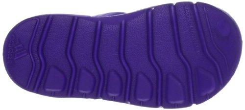 Adidas Akwah 8 K Q20760 Unisex - Kinder Kindersandalen / Pool Sandalen / Badeschuhe Violett Violett