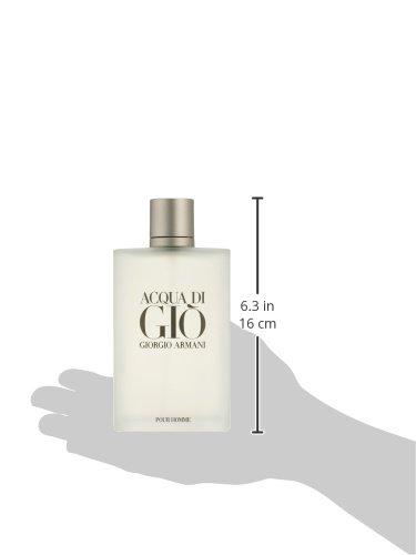 Acqua Di Gio Pour Homme By Giorgio Armani Eau-de-toilette Spray, 6.7 Fl Oz by GIORGIO ARMANI (Image #2)