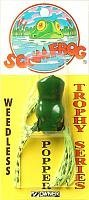 Southern Lure Scum Frog Trophy Series Popper 5/16-Ounce, Green