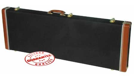 MBT Nylon Covered Wood Electric Guitar Case ()