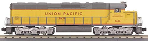 MTH 1:48 O Scale Rail King Union Pacific #3630 SD-45 Diesel Car #30-2360-1