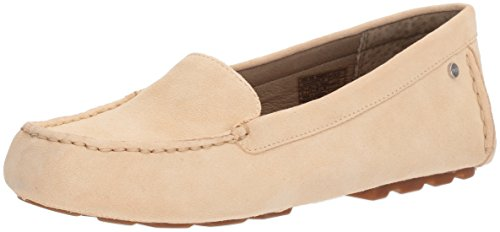Ugg Womens Milana Loafer Flat Cream
