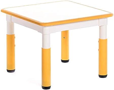 Mesas y sillas Juego de sillas for niños, mesa de plástico, 1-7 Años de Edad
