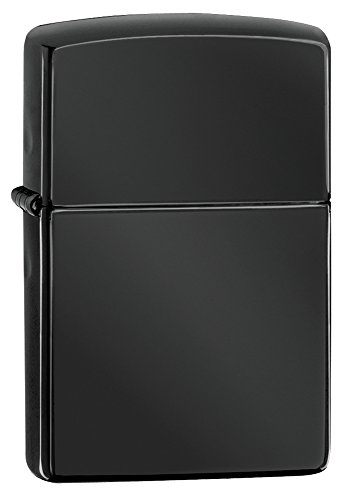 Zippo Ebony Pocket Lighter