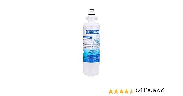 Paquete de 2 OnePurify Filtro De Agua Repuesto Cartucho para LG ...