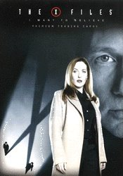 x-files trading card game - 3